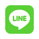media, line, Logo, Contact, Message, Social, Call LimeGreen icon