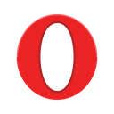 Browser, website, internet, Page, Opera, search, site Black icon
