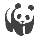 App, screen, network, Mobile, wwf, Animals, Iphone DarkSlateGray icon