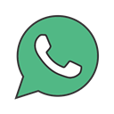 Contact, Logo, media, Social, Call, Whatsapp, Message MediumSeaGreen icon