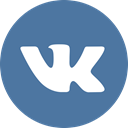 Chat, Brand, Vk, social media, Logo, App SteelBlue icon