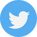 Text, App, twitter, Logo, social media, Brand, share CornflowerBlue icon