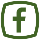 Facebook, media, Social, Communication, network DarkOliveGreen icon