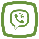phone, Brand, viber icon, Bubble OliveDrab icon