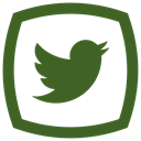 socialnetwork, twitter icon, social network, Social DarkOliveGreen icon