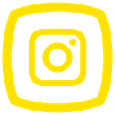 Camera, Instagram icon Gold icon