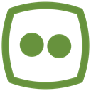flickr, Community, multimedi, group, Chat, media OliveDrab icon