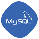 Development, mysql, Logo, Code SteelBlue icon