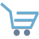 Cart, commerce, Shop, Business, e-commerce Black icon
