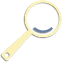 Find, Magnifier, zoom, search Black icon