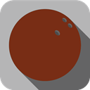 Ball, Bowling, Game, sports SaddleBrown icon