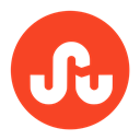 stumble, media, Social, Stumbleupon OrangeRed icon