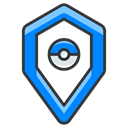 Pokeball, Game, Go, play, Articuro, pokemon Black icon