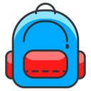play, Go, pokemon, Game, Bag DeepSkyBlue icon