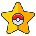 play, Go, Game, bookmark, pokemon Black icon