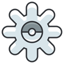 play, Options, settings, pokemon, preferences, Game, Go Gainsboro icon