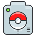 Go, play, Game, pokemon, tool, pokedex LightGray icon