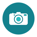 memories, Click, Citycons, Camera, Pictures DarkCyan icon
