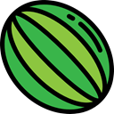 watermelon, diet, Healthy Food, organic, vegetarian, food, vegan, Fruit LimeGreen icon