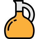 Healthy Food, olive, Olive Oil, food, snack, Oil, organic SandyBrown icon