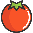 vegetarian, Fruit, organic, vegan, Healthy Food, Food And Restaurant, food, diet, Tomato Tomato icon