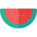 watermelon, diet, vegan, organic, Food And Restaurant, Healthy Food, food, vegetarian, Fruit Tomato icon