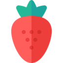 vegan, Food And Restaurant, organic, Healthy Food, food, vegetarian, diet, Fruit, strawberry Tomato icon
