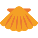 Aquatic, Animals, Aquarium, Seashell, Sea Life Goldenrod icon