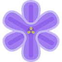 nature, Hyacinth, Botanical, petals, Flower, blossom MediumPurple icon