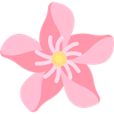 petals, blossom, nature, Flower, Oleander, Botanical Pink icon