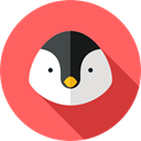 Penguin, zoo, Animals, Animal Kingdom, Wild Life Tomato icon