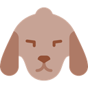 pet, Animal Kingdom, dog, Animals, mammal Tan icon