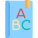 Consonant, Kid And Baby, education, Alphabet, reading, Book, Abc LightSkyBlue icon