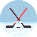 Ice Hockey, exercise, sports, Sports And Competition, Olympic Games LightBlue icon