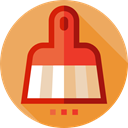 miscellaneous, Wiping, Dustpan, Clean, Tools And Utensils, cleaning SandyBrown icon