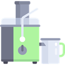 tool, Tools And Utensils, Juicer, kitchenware, Furniture And Household, Device Icon