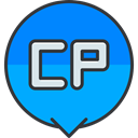 Combat Power, gaming, nintendo, pokemon, video game DeepSkyBlue icon