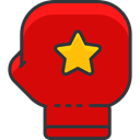 video game, nintendo, gaming, pokemon, Fist Red icon