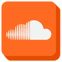 Soundcloud, social media Tomato icon