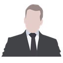 Business People, Boss, attorney, person, Businessman, owner, lawyer DarkSlateGray icon
