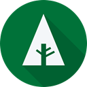 Logo, website, Social, Brand, Forrst, social network ForestGreen icon