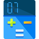 calculator, education, technology, maths, Calculating, Technological DodgerBlue icon
