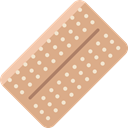 medical, Bandage, First aid, Healing, Health Care, Healthcare And Medical Tan icon
