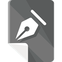 document, Edit, File, Archive, interface, Files And Folders DimGray icon