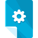 document, Files And Folders, File, Archive, settings, interface DarkTurquoise icon