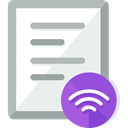 document, File, Archive, interface, Files And Folders Lavender icon