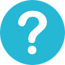 question mark, Information, round, interface, Signaling, Info, button, help, question LightSeaGreen icon