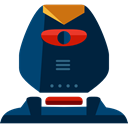 robotics, Science Fiction, Futurist, robot, technology, electronics MidnightBlue icon