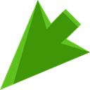 interface, Pointer, computer mouse, Mouse, web, Cursor, point, Arrows, Arrow ForestGreen icon