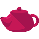 Coffee, tea, food, teapot, kitchen, Tools And Utensils, Food And Restaurant Brown icon